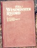 The Westminster Record - 1905 - G Campbell Morgan