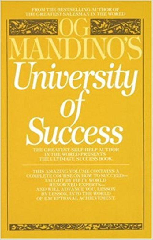 Product picture Og Mandino - The University of Success